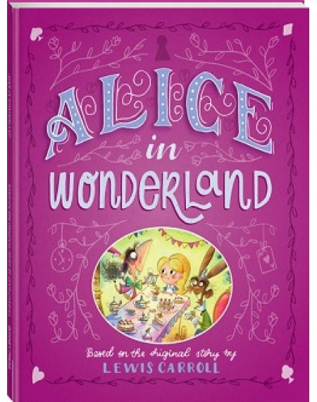 Bonny Press Classics : Alice In Wonderland