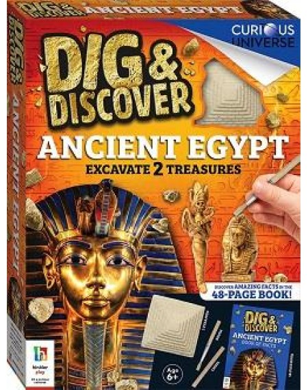 Dig & Discover : Ancient Egypt