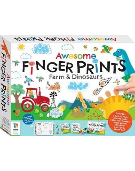 Ultimate Picture Perfect Finger Prints
