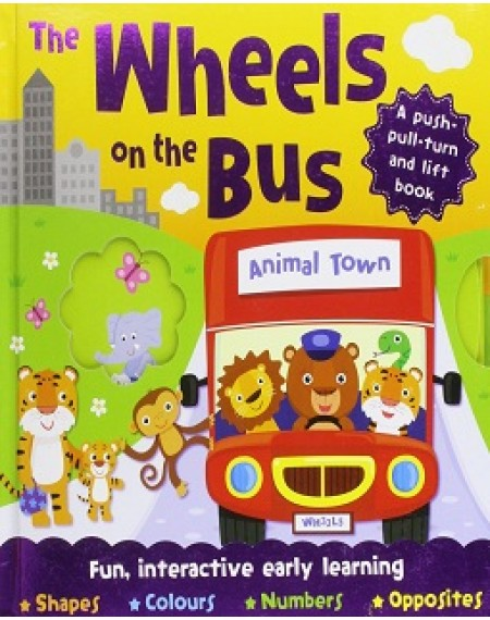 Novelty Boards : Wheels On The Bus