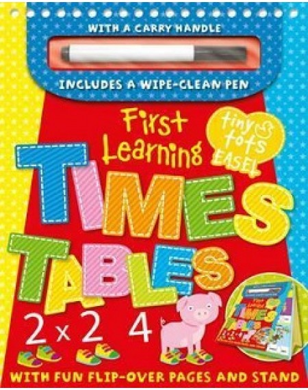 First Learning Times Tables (Tiny-Tots)