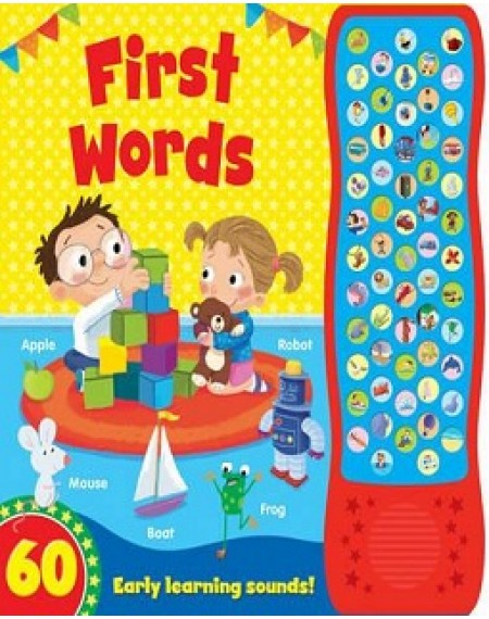 60 Sounds : First Words