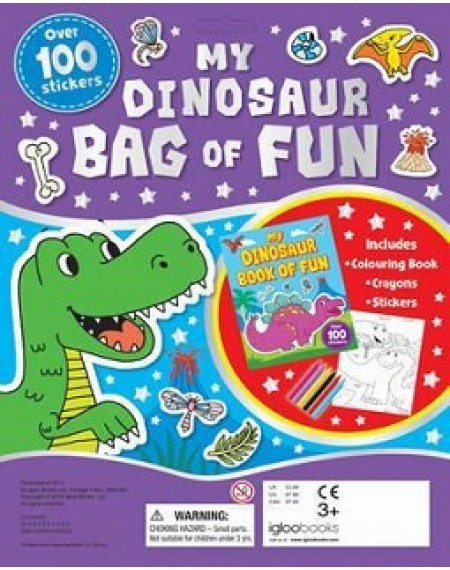 My Dinosaur Bag of Fun