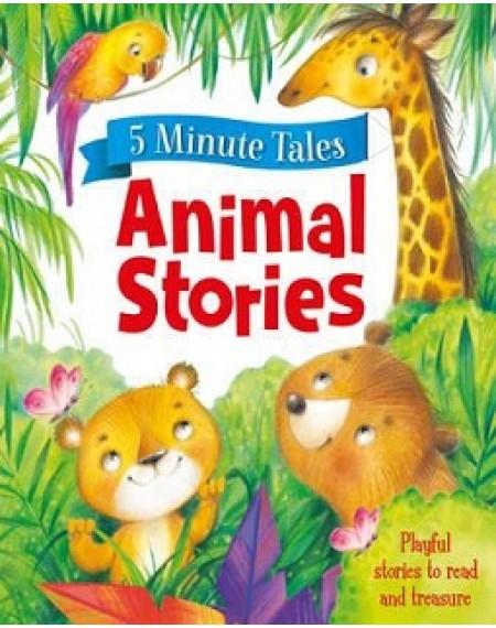 5 Minute Animal Stories