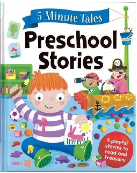 5 Minute Preschool Stories