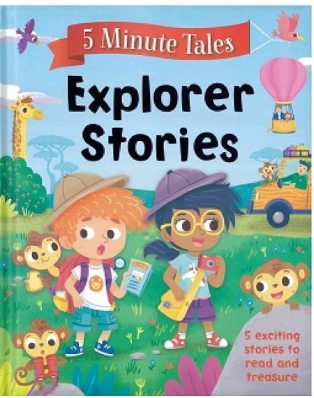 5 Minute Explorer Stories