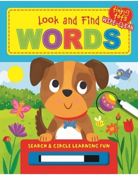 Look and Find: Words