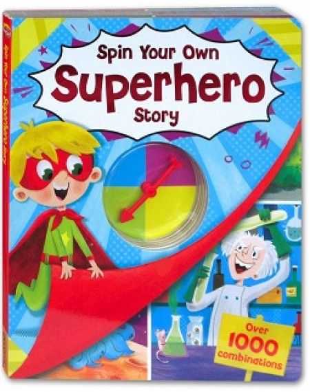 Spin your own : Superhero story