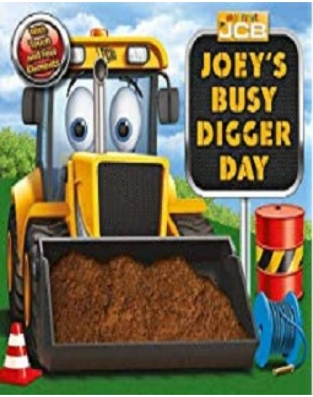 Joey's Busy Digger Day