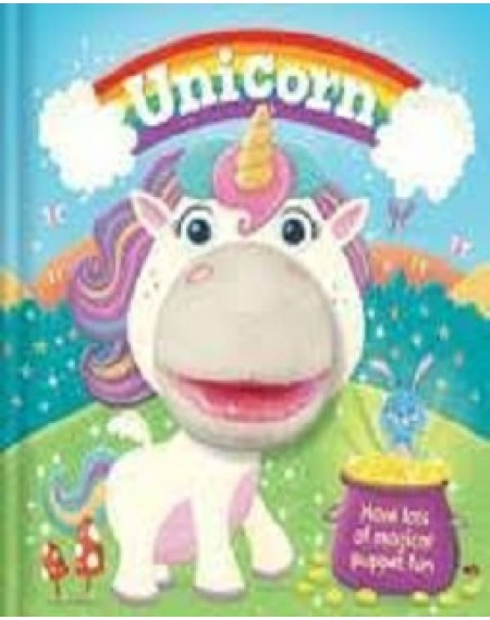 Hand Puppet Fun : Unicorn