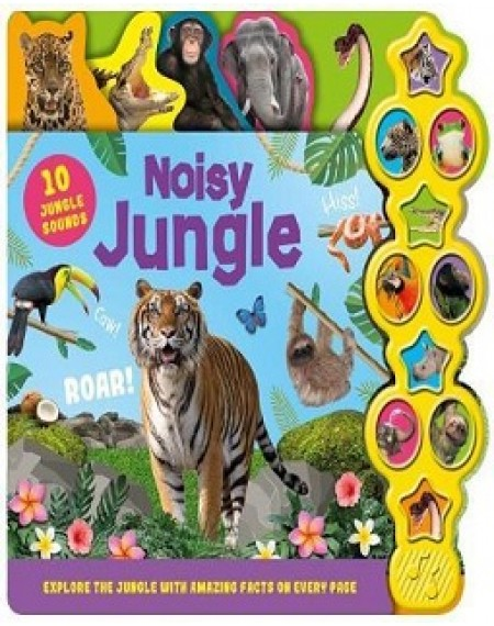 10 Sounds Tabbed : Noisy Jungle