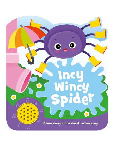 Shaped Sounds: Incy Wincy Spider