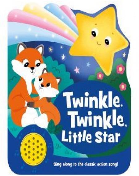 Shaped Sounds: Twinkle, Twinkle Little Star