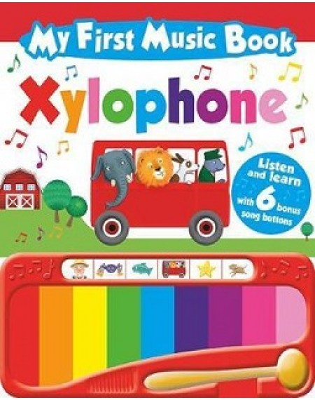 My First Music Book : Xylophone