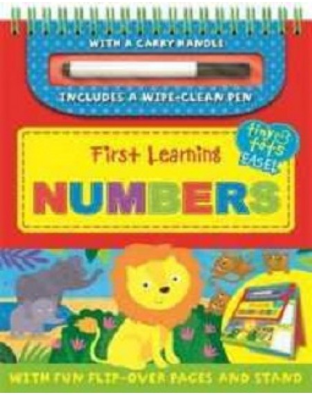 First Learning Numbers (Tiny-Tots Easel)