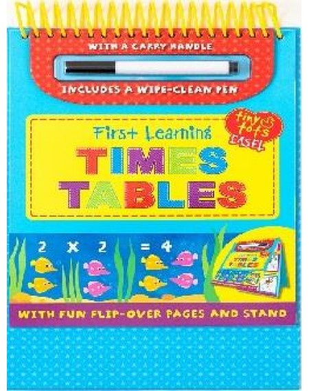 Tiny Tots Easels : Times Table