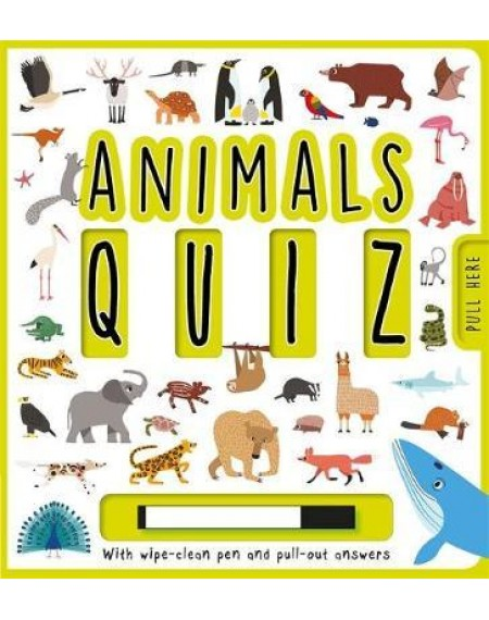 Animals Quiz Book