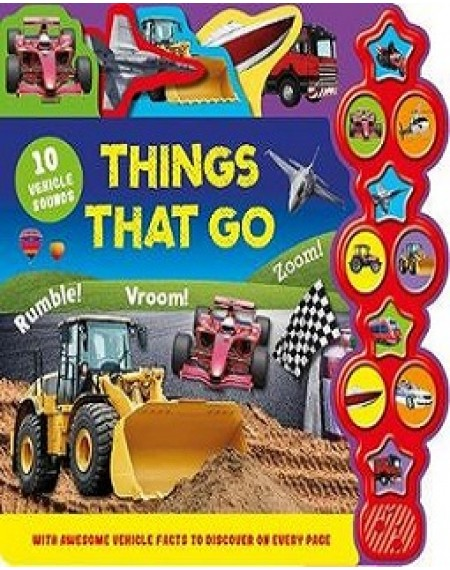 10 Sounds Tabbed : Things That Go