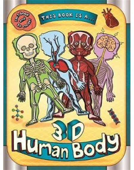 Giant 3D Shapes : Human Body