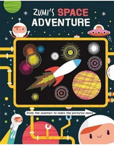 Activity Book: Zumi's Space Adventure