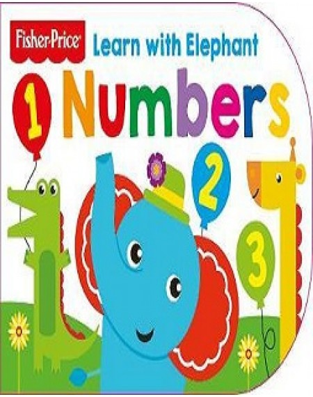 Fisher Price Learn With Elephant Numbers