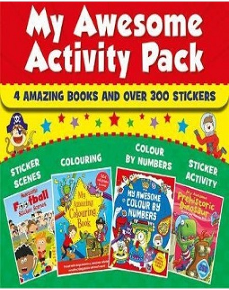 My Awesome Activity Pack