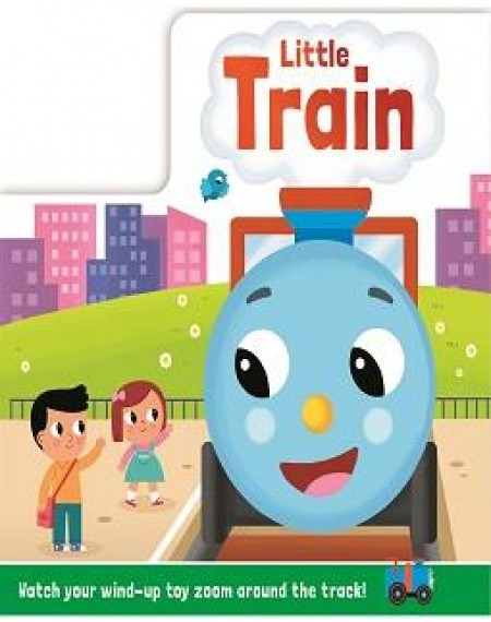 Busy Boards: Little Train