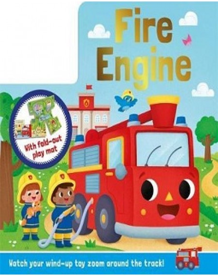 Busy Board : Fire Engine