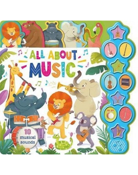10 Sounds Tabbed : All About Music