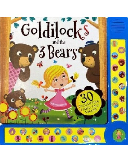 30 Sounds: Goldilocks and the 3 Bears