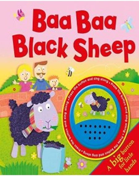 Big Button Sound : Baa Baa Black Sheep