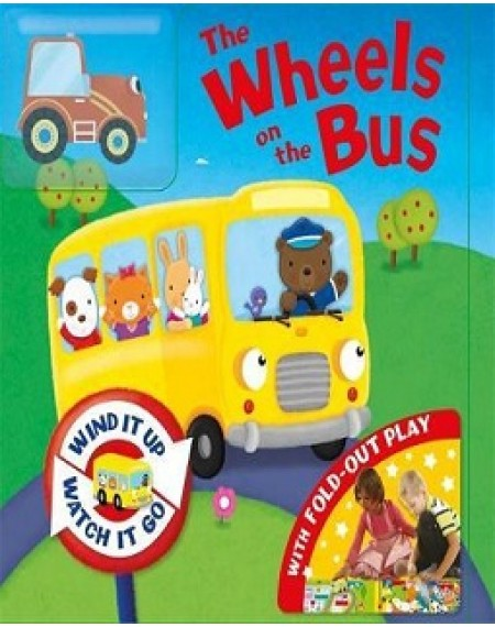 Busy Day Board : The Wheels On The Bus