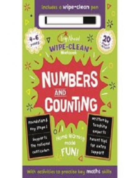Leap Ahead Numbers & Counting 4-6