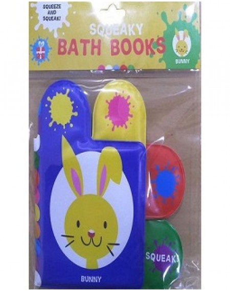 Bath Book : Bunny