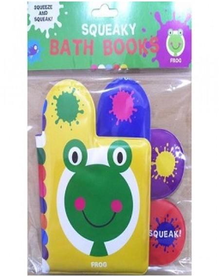 Bath Book : Frog
