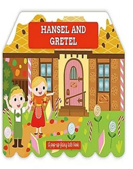 Pop Up Fairy tale: Hansel And Gretel