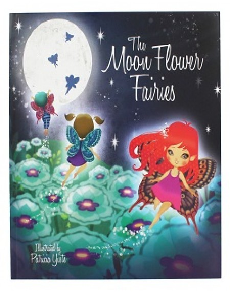 Picture Flat : The Moon Flower Fairies