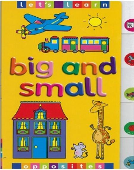 Board Book : Big and Small