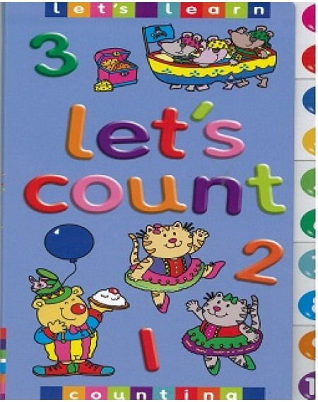 Board Book : Let's Count