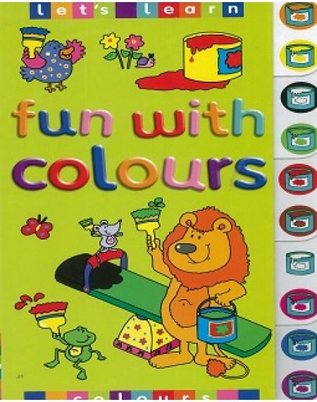 Board Book : Fun with colours