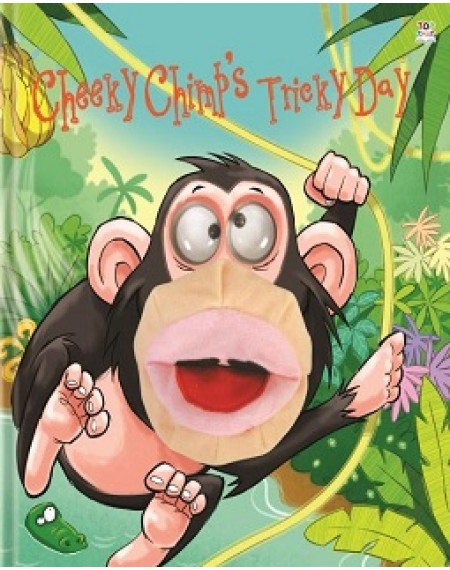 Hand Puppet : Cheeky Chimp