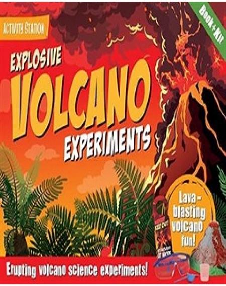 Gift Box : Explosive Volcano Experiments