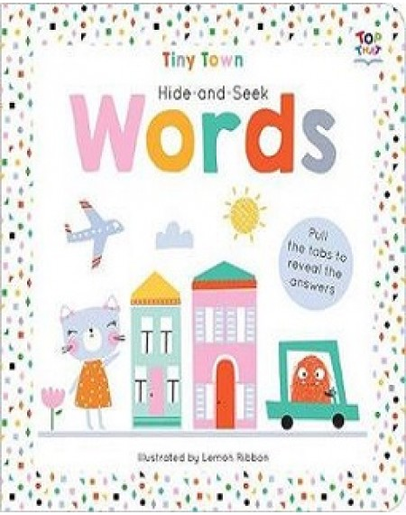 Hide And Seek Words- Tiny Town