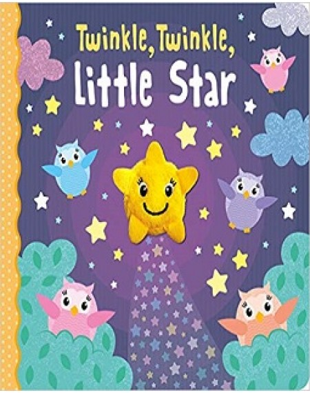 Finger Puppet Book : Twinkle Twinkle Little Star