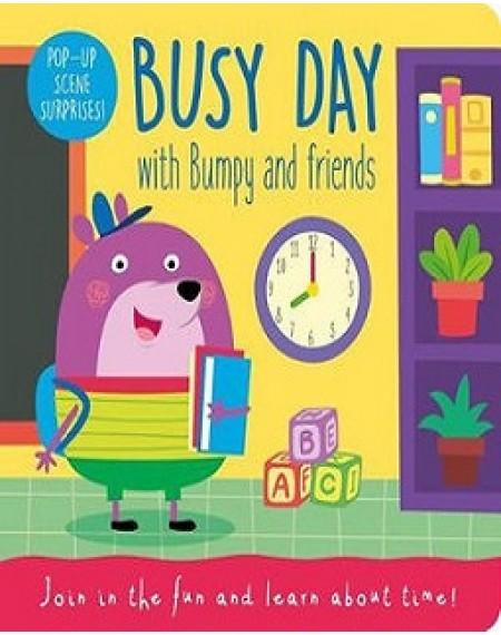 Bumpy The Bear Busy Day