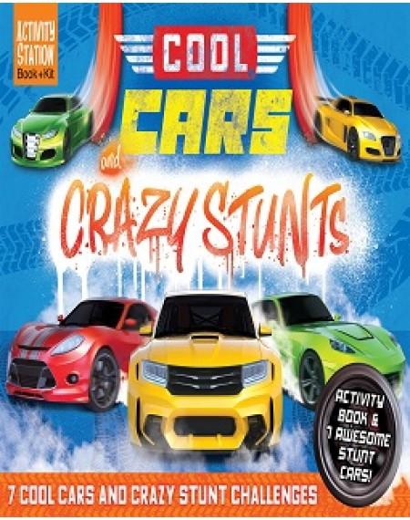 Activity Box Set : Crazy Stunts