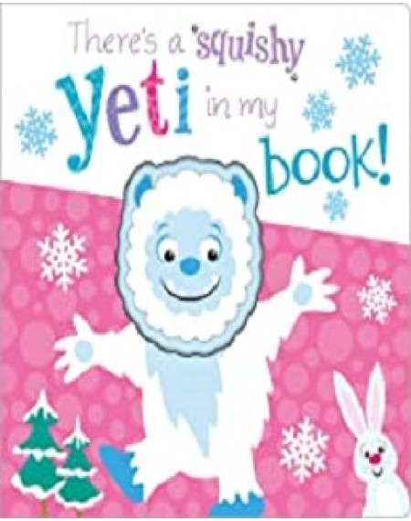 squishy In My Book : Yeti