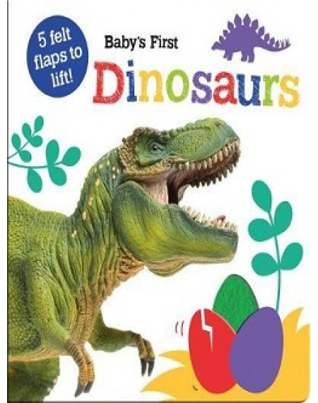 Baby's First Dinosaurs