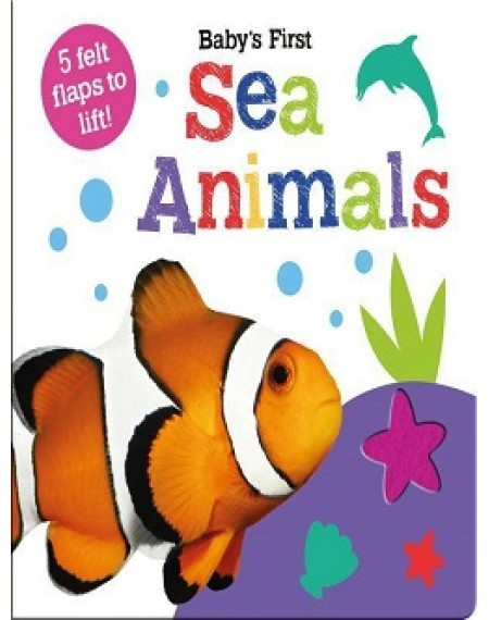 Baby's First Sea Animals