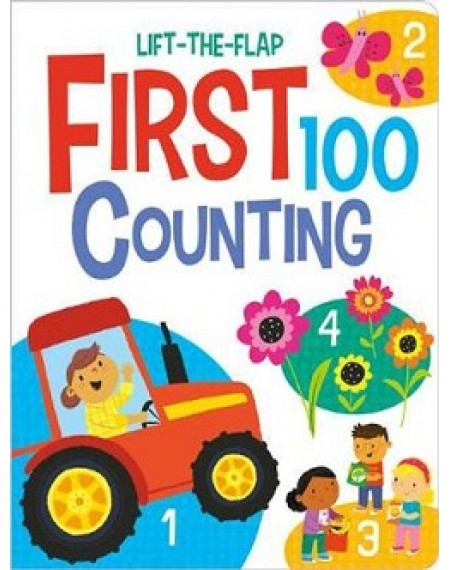 First 100 Lift The Flaps : Counting
